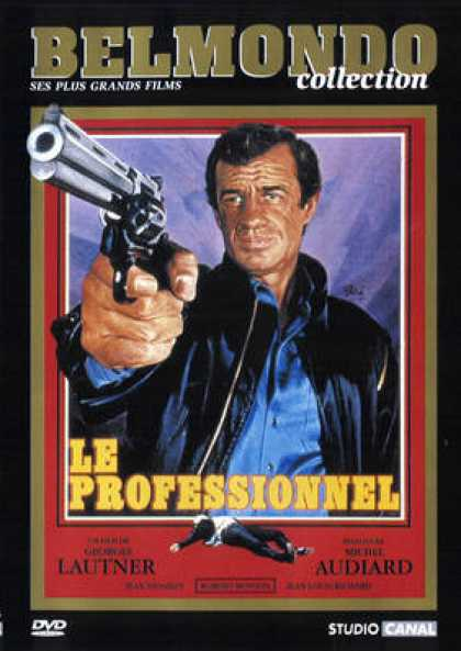 French DVDs - Le Professionnel
