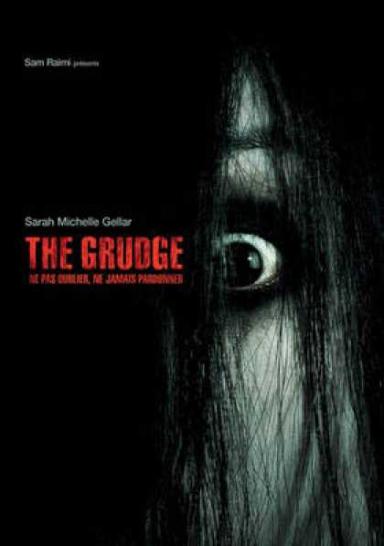 French DVDs - The Grudge 1