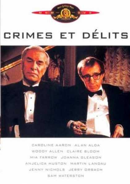 French DVDs - Crimes And Misdemeanors
