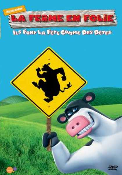 French DVDs - La Ferme En Folie