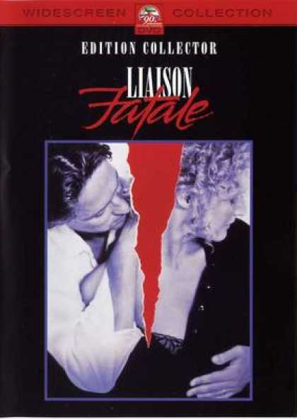 French DVDs - Fatal Attraction