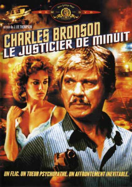 French DVDs - Le Justicier De Minuit