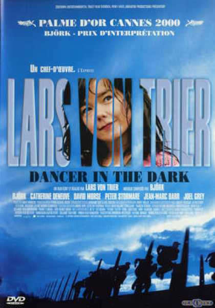 French DVDs - Dancer In The Dark