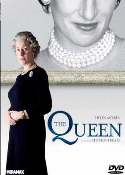 French DVDs - The Queen