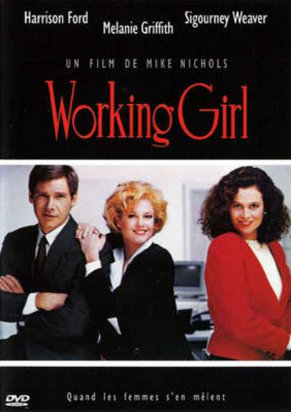 French DVDs - Working Girl