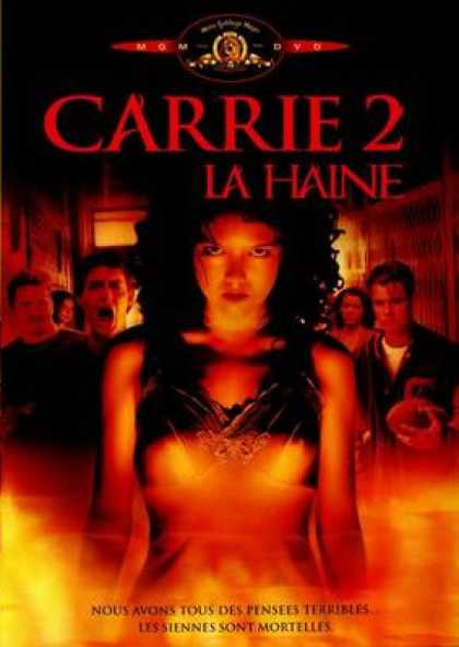 French DVDs - Carrie 2