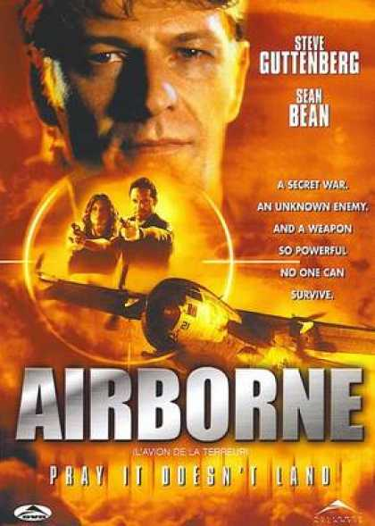 French DVDs - Airborne French Canadian