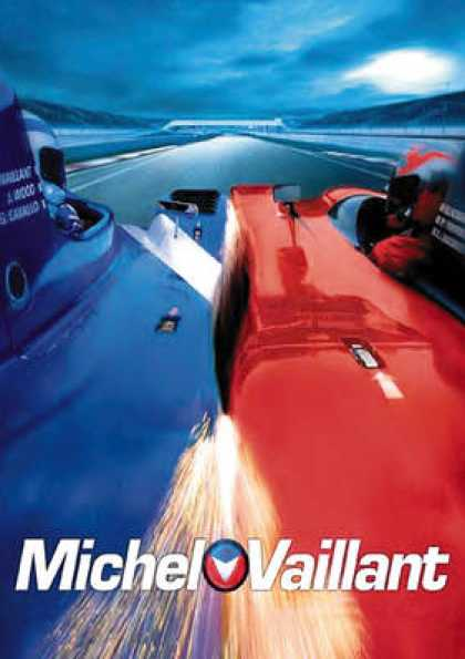 French DVDs - Michel Vaillant