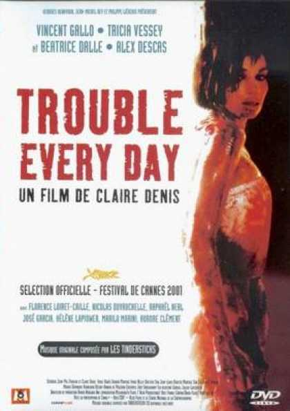 French DVDs - Trouble Every Day