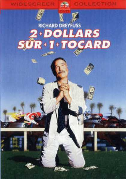 French DVDs - 2 Dollars Sur 1 Tocard