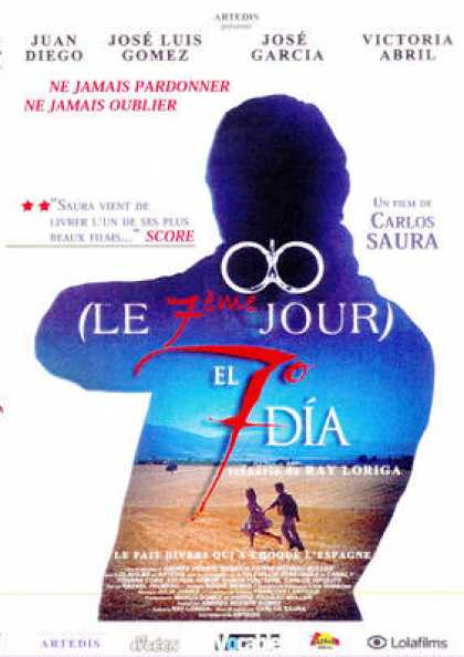 French DVDs - Le 7 Eme Jour