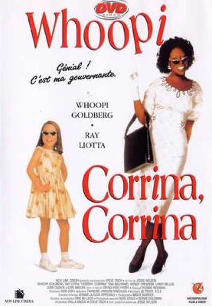 French DVDs - Corrina Corrina