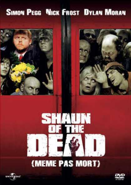 French DVDs - Shaun Of The Dead