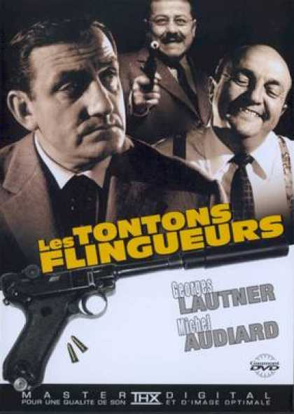 French DVDs - Les Tontons Flingueurs