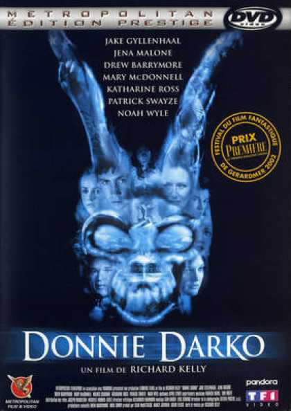 French DVDs - Donnie Darko