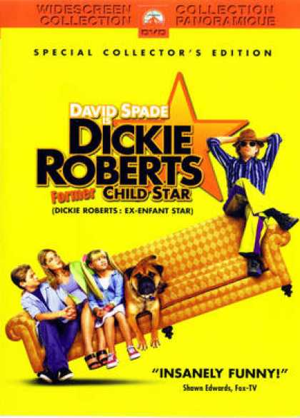 French DVDs - Dickie Roberts Ex-Enfant Star