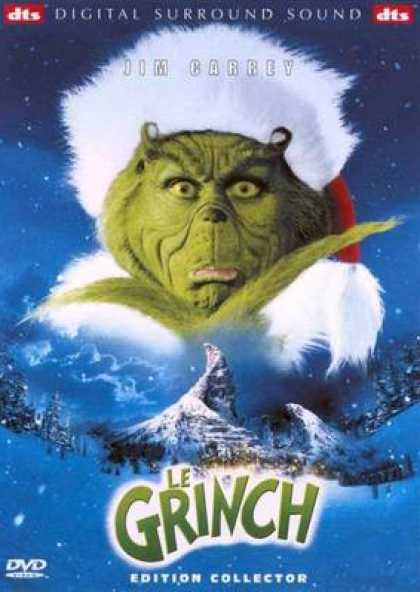 French DVDs - The Grinch