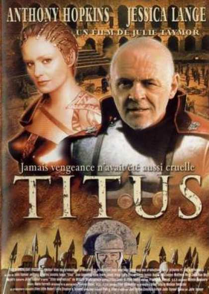 French DVDs - Titus