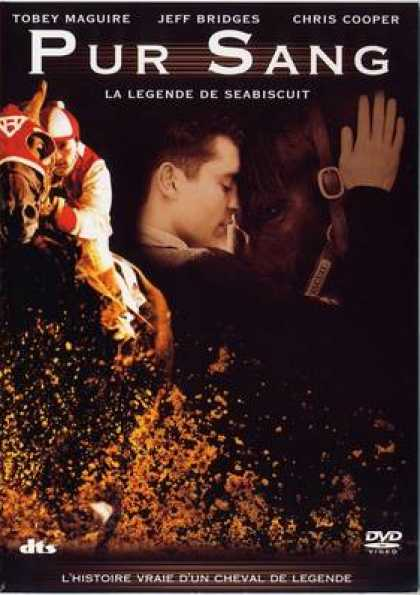 French DVDs - Seabiscuit