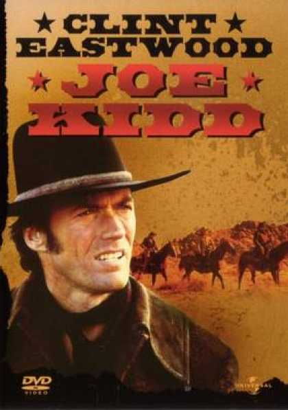 French DVDs - Joe Kidd