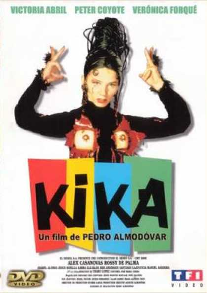 French DVDs - Kika