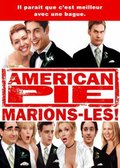 French DVDs - American Pie 3