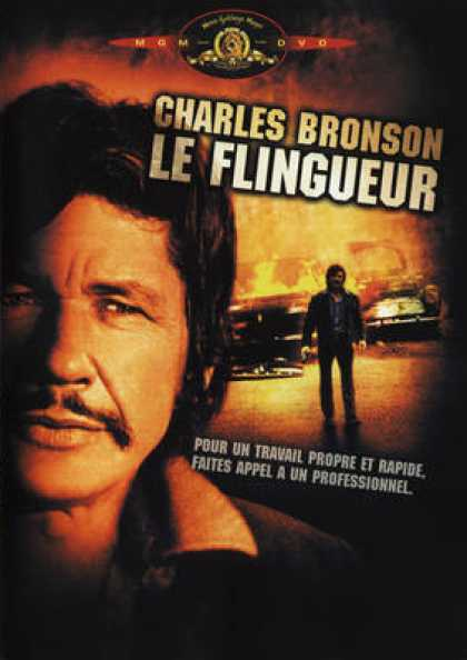 French DVDs - Le Flingueur