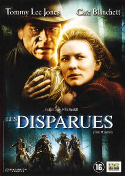French DVDs - Les Disparues