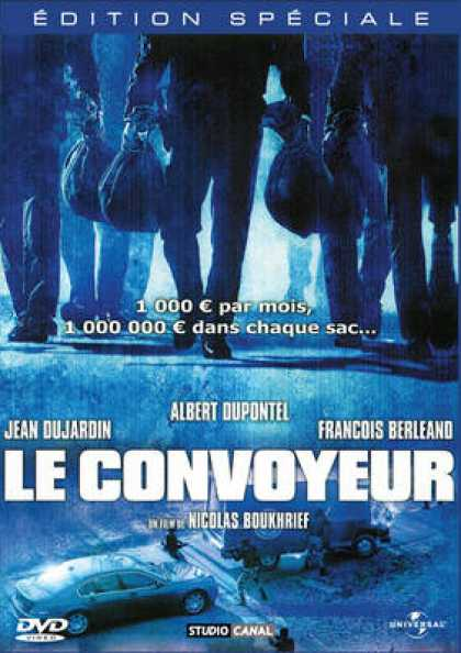 French DVDs - Le Convoyeur