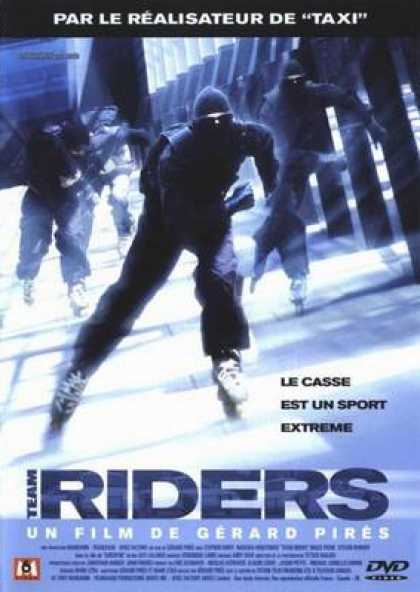 French DVDs - Team Riders