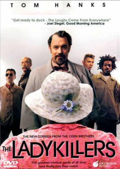 French DVDs - The Ladykillers