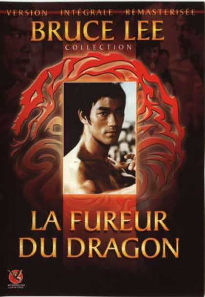 French DVDs - Bruce Lee The Way Of The Dragon