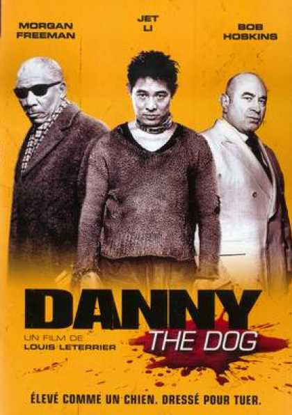 French DVDs - Danny The Dog