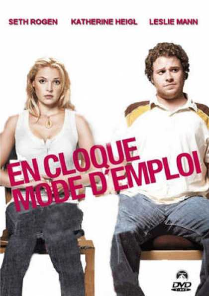 French DVDs - En Cloque Mode D Emploi