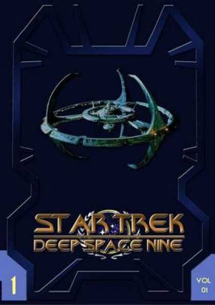 French DVDs - Star Trek Deep Space Nine French 101 - 102