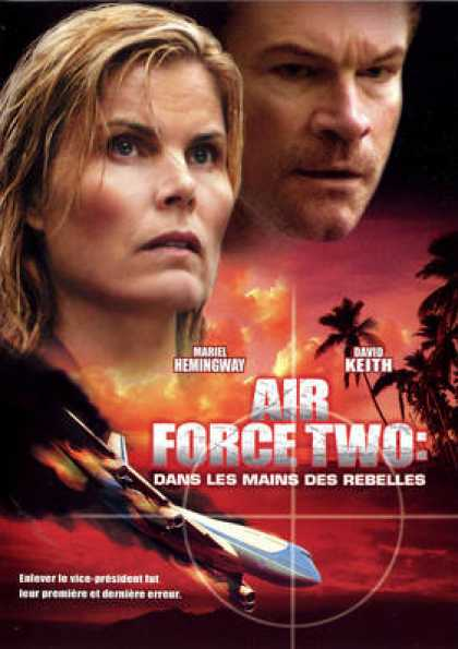 French DVDs - Air Force Two