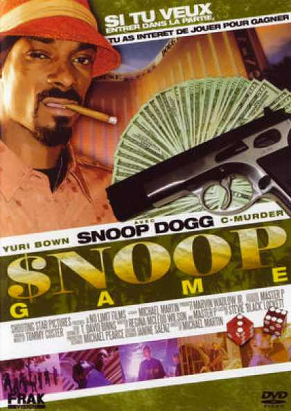 French DVDs - Snoop Game