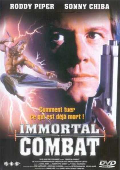 French DVDs - Immortal Combat