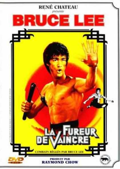 French DVDs - Fists Of Fury
