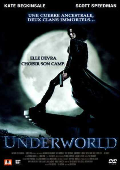 French DVDs - Underworld