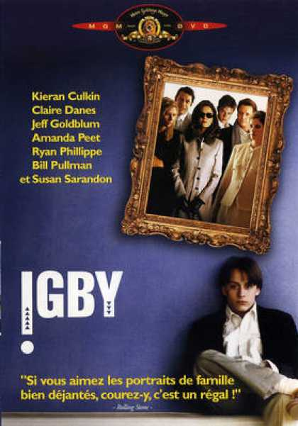 French DVDs - Igby