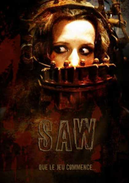 French DVDs - Saw 1