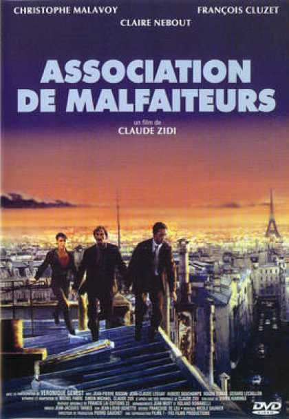 French DVDs - Association De Malfaiteurs