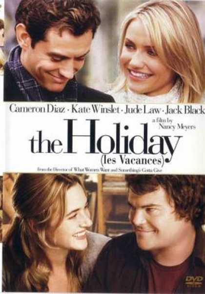 French DVDs - The Holiday