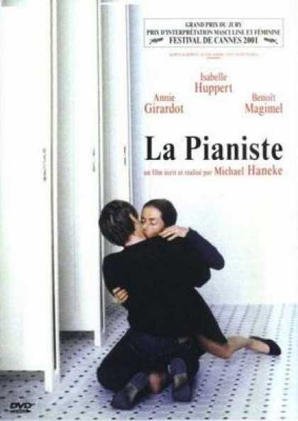 French DVDs - The Piano Player