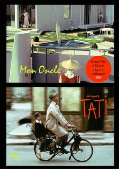 French DVDs - Mon Oncle