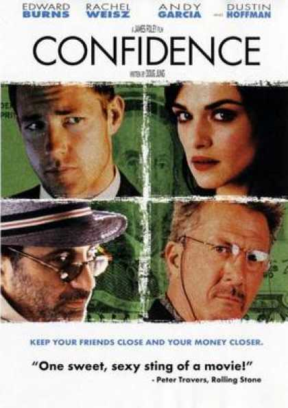 French DVDs - Confidence