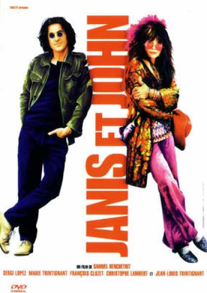 French DVDs - Janis And John