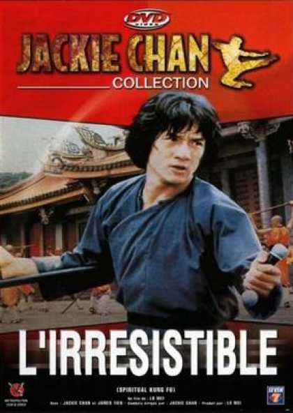 French DVDs - The Unstoppable