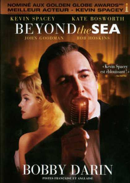 French DVDs - Beyond The Sea